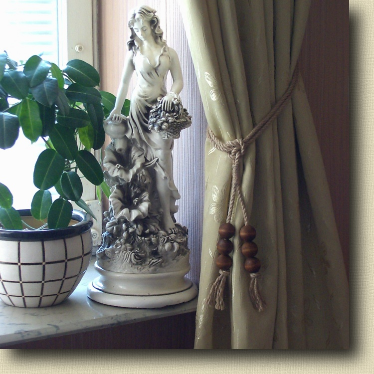How to Install Tie Backs For Curtains Rope Curtain Tie Backs